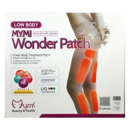 Купить Mymi Wonder Patch (бедра и ноги)  Похудение для женщин  Mymi Wonder Patch (бедра и ноги)