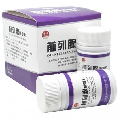 Комплексное средство от простатита