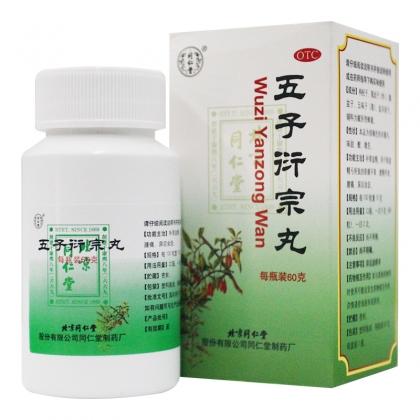 Китайское средство для мужского здоровья