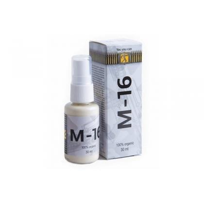 Спрей М-16 для мужчин