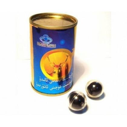 Шарики «Золотой Олень» купить