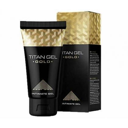 Купить Титан Гель Голд
