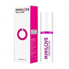 Возбуждающая гель смазка «MiniLove Orgasmic Gel»