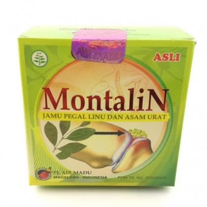 Купить лекарство «Монталин» для суставов