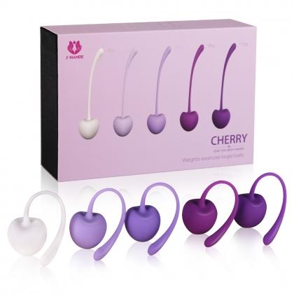 Купить вагинальные шарики S-HANDE CHERRY