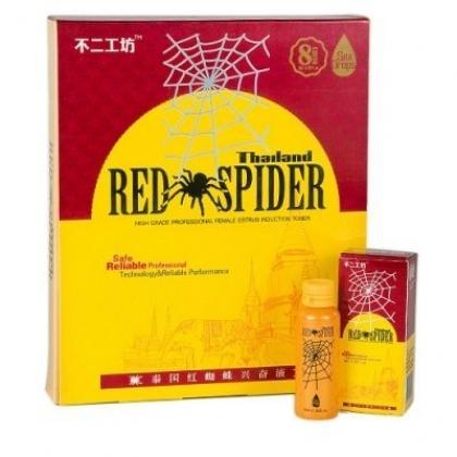 Купить Red Spider (Красный Паук)  Возбуждающие средства  Red Spider (Красный Паук)