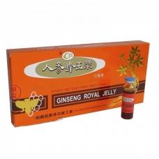 Эликсир «Маточное молочко с женьшенем» (Ginseng Royal Jelly)