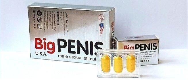 Big Penis таблетки купить