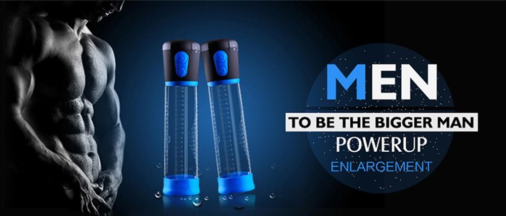 Автоматическая вакуумная помпа «Electric Pump Waterproof»