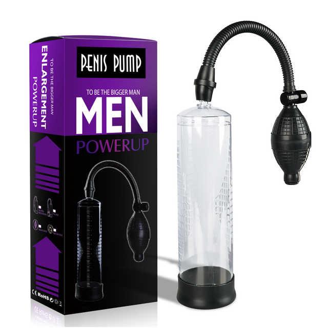 купить помпу для члена Increase Penis
