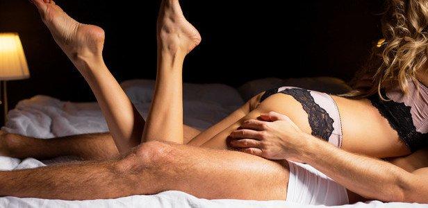 Прелюдия перед сексом