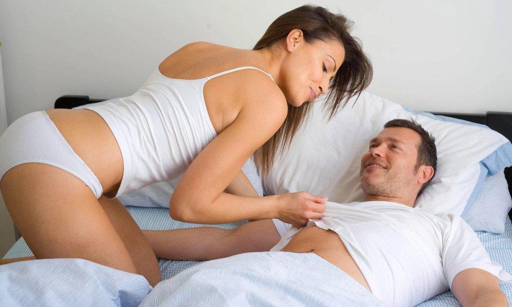 Начать второй половой акт быстрее
