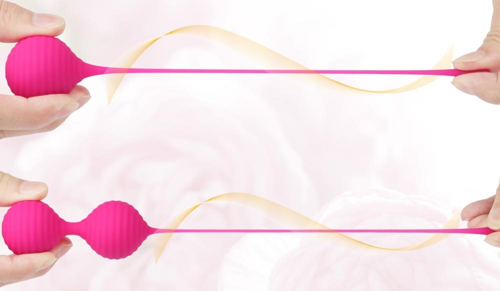 Набор вагинальных шариков Кегеля S-Hande